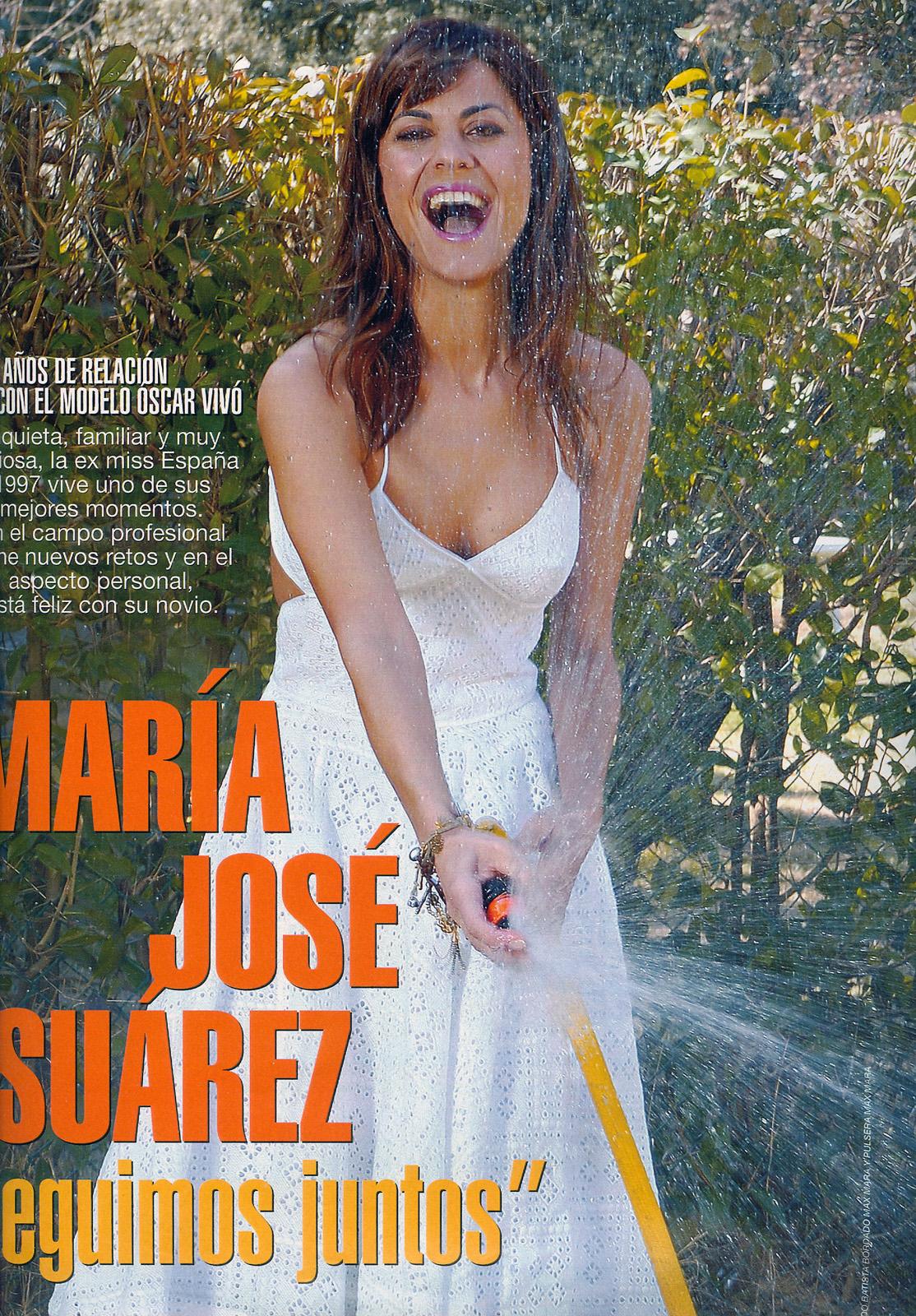 Maria Jose Suarez (2-03-14)