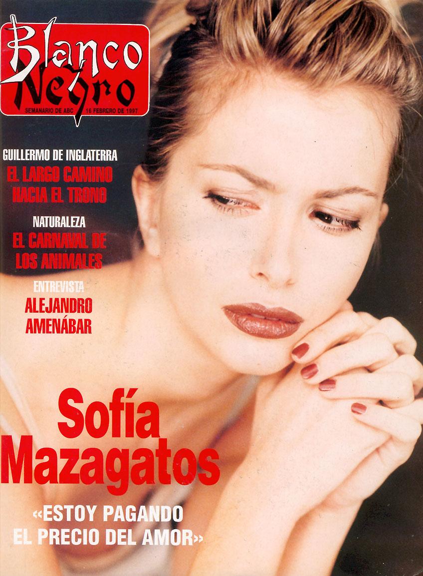 Sofia Mazagatos