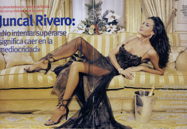 Juncal Rivero