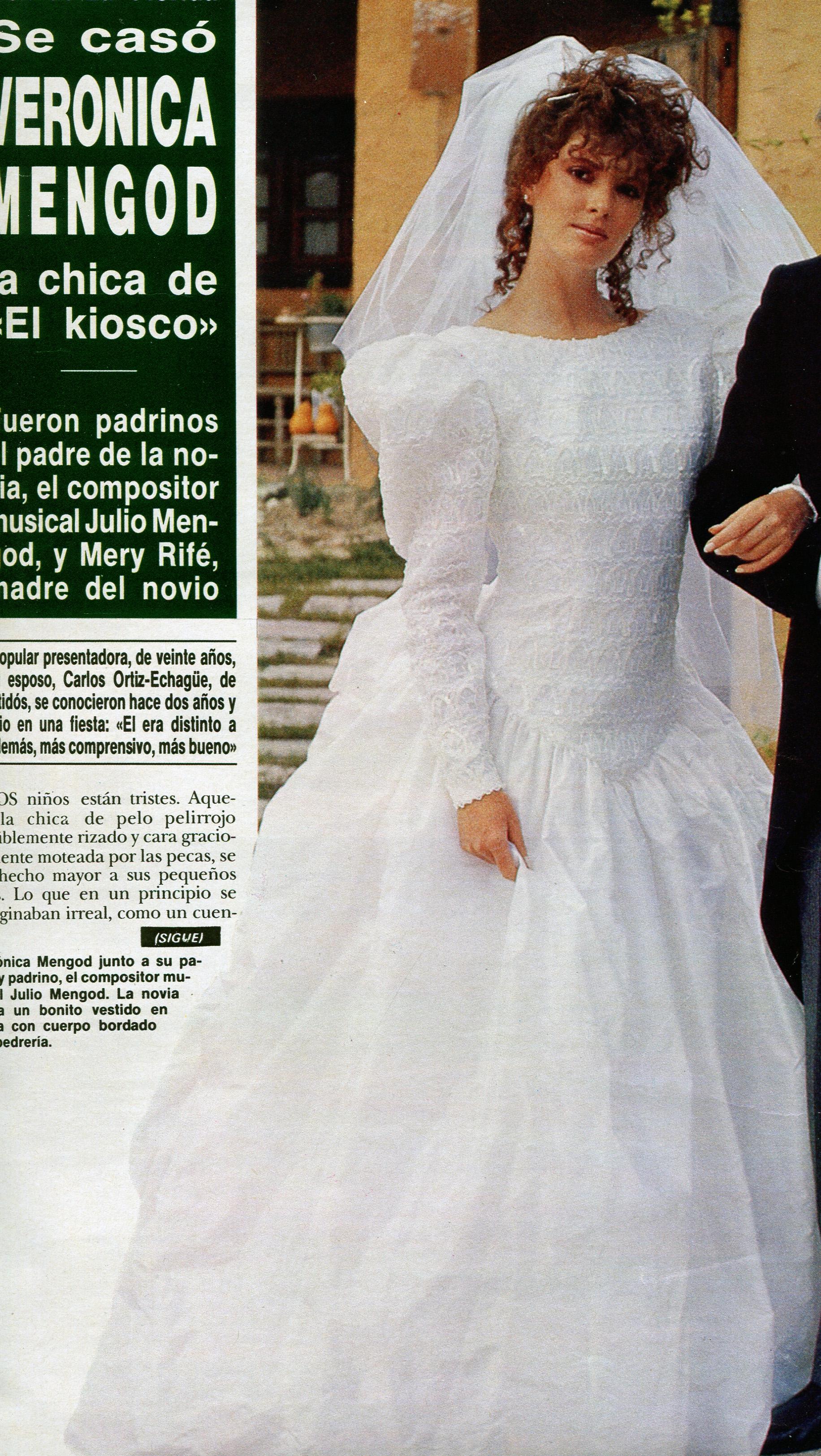 Feos De Novia Vestidos 35 El FamosasPágina Cotilleando fyb6g7
