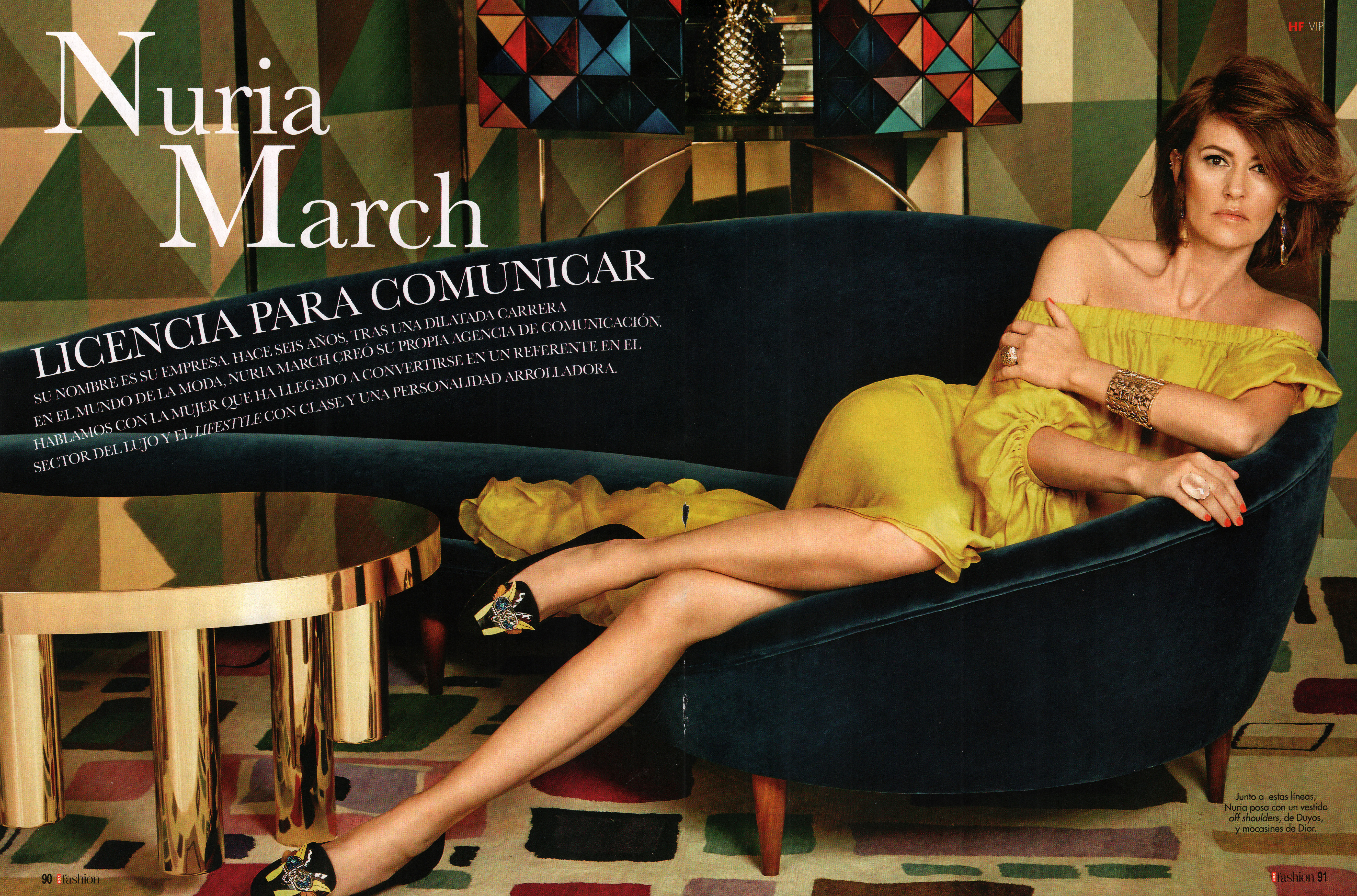 Nuria March